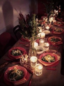 dinner party service catering